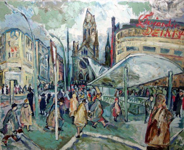 1957 Kurfürstendamm